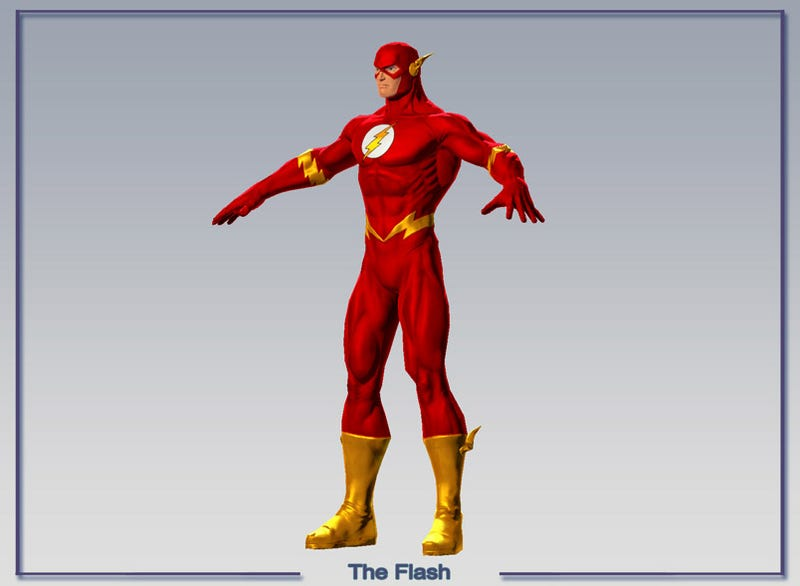 DC Universe Online Much Brighter With The Flash