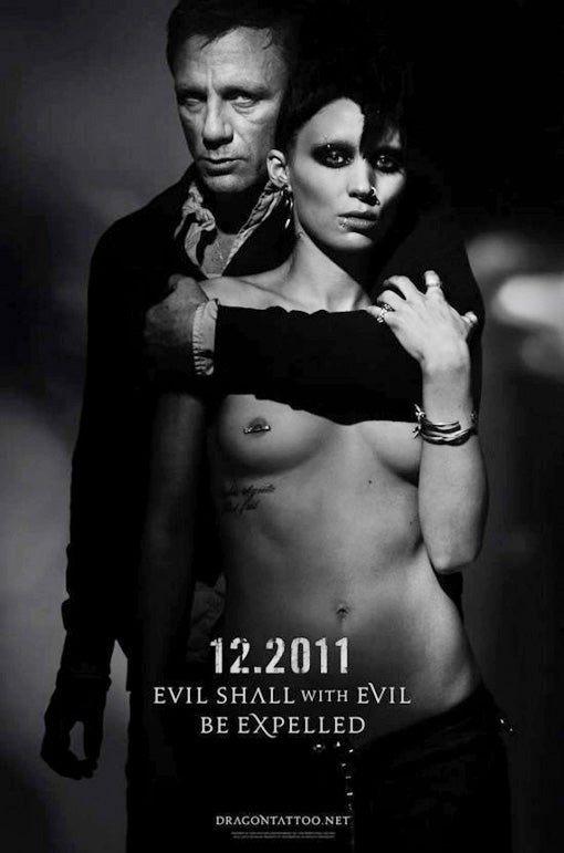 New Nipple-y Dragon Tattoo Poster Revealed [NSFW]