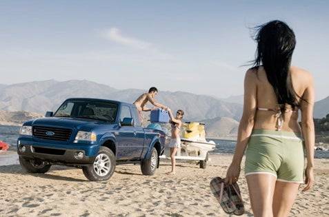 The Ford Ranger Goes Bye Bye in 2009