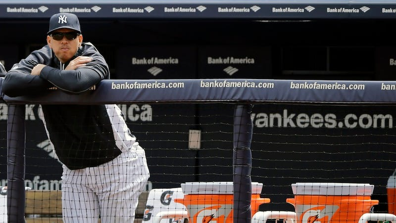 Reports: It Was A-Rod, Naturally, Who Bought PED Evidence