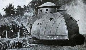 12 Tanks Made from Things That Probably Shouldn't Be Used to Make Tanks