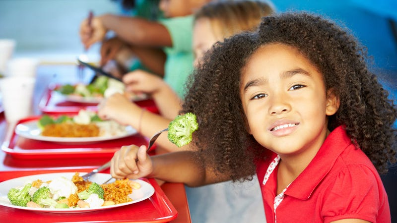 Generous Texas Man Pays Off Entire Elementary School's Lunch Debt