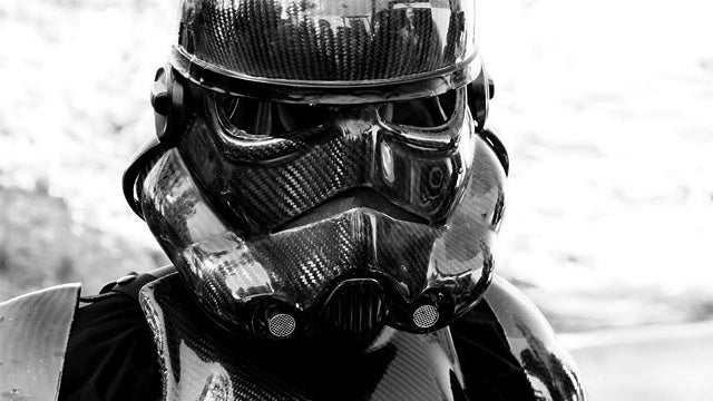There's a Special Place In Nerd Heaven For Carbon Fiber Stormtroopers