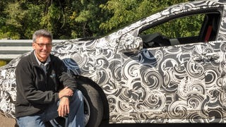 2016 Chevy Volt Camouflage So Secret That GM Issues Press Release
