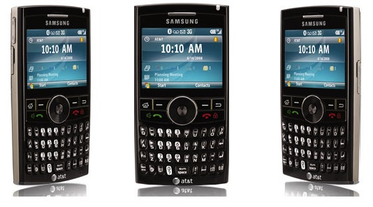 Download Samsung BlackJack II's Windows Mobile 6.1 Update Now
