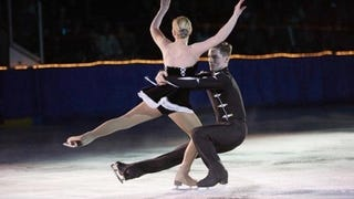 Sister Lift: Confessions Of A Former Pairs Skater
