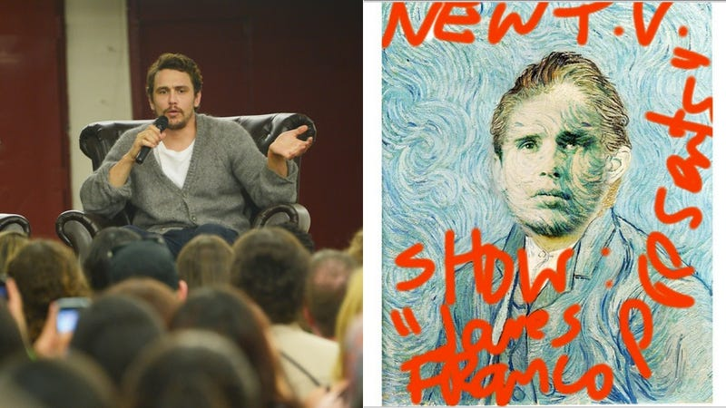 After Dropping Decades of Hints, James Franco Gets a Reality Show
