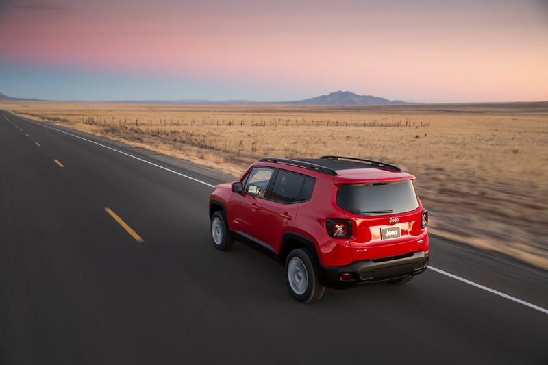 Why Everyone's Going Nuts Over The 2015 Jeep Renegade: An Explainer