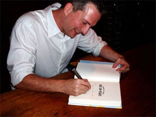 Deadspin Party Crash: Bill Simmons' NYC Book Signing