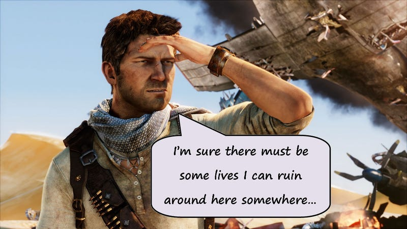 How Do We Stop Nathan Drake?