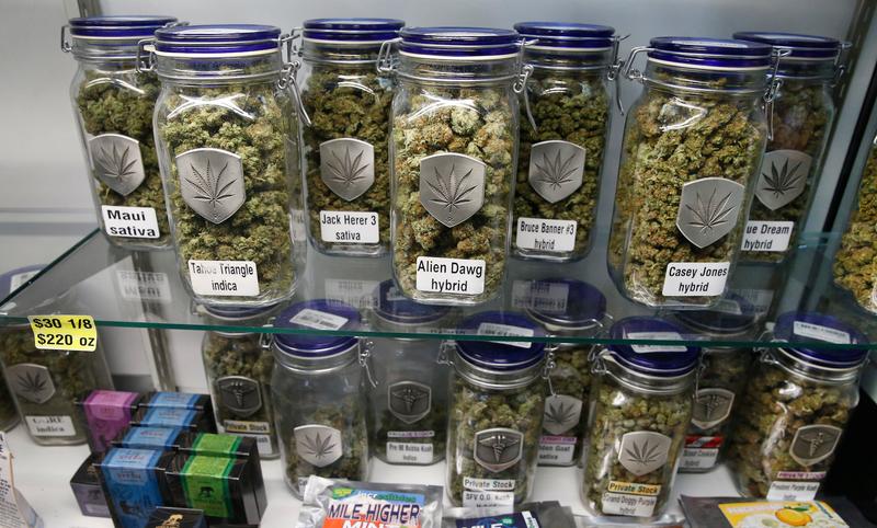 779 Marijuana Brand Names In One Infographic