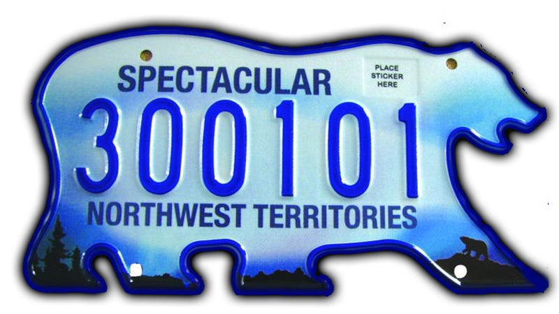 These are America's 12 best license plates