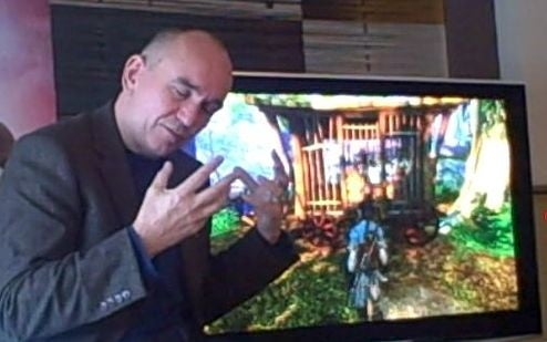 Molyneux Frets Over Dangers of Casual Gaming