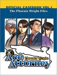 Phoenix Wright Manga Coming To North America In September