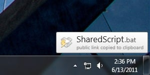 Dropbox Linker Makes Dropbox Sharing Effortless by Automatically Copying New Public Links