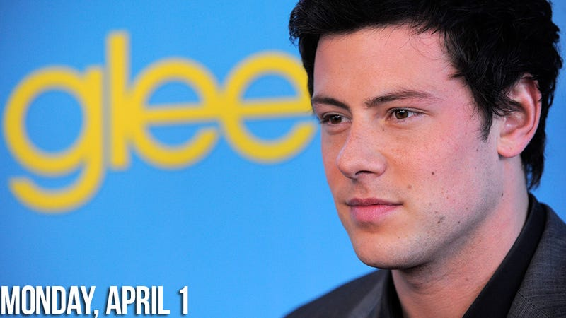 While You Were Sleeping Cory Monteith Checked Into Rehab (Again)