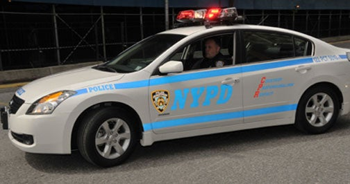 NYPD Green: Altima Hybrids On Patrol