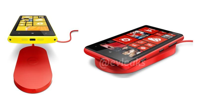 Rumor: New Nokia Lumias to Include Wireless Charging?