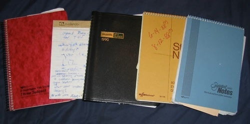 Confirmed: These Diaries Belong to Madonna
