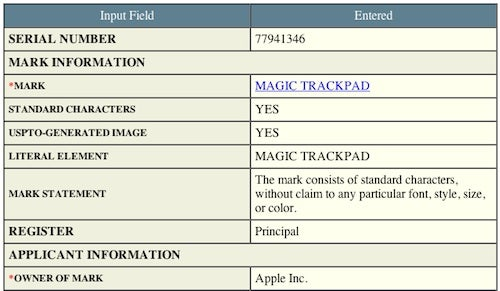 What Is Apple's Magic Trackpad?