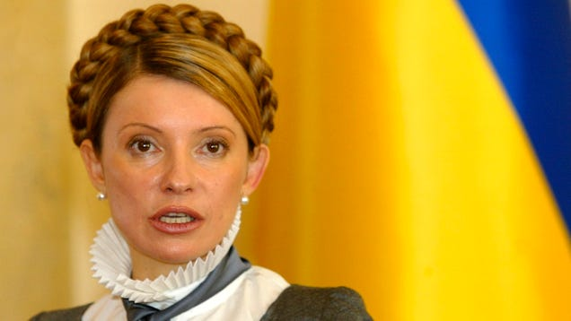Ukrainian Woman Says 35