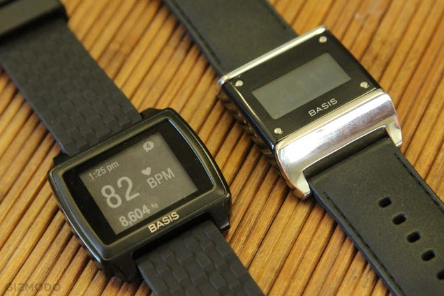 Basis Peak: A $199 Fitness Tracker With Smartwatch Dreams