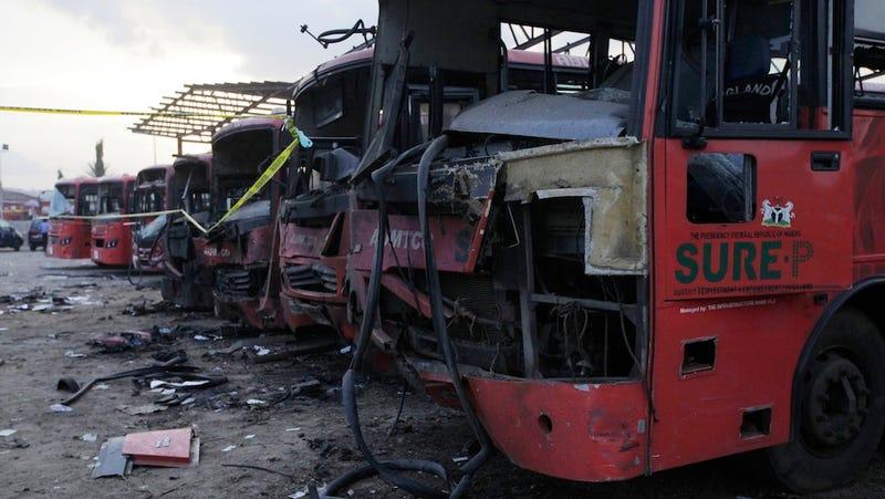 At Least 71 Dead in Bomb Blast in Nigerian Capital