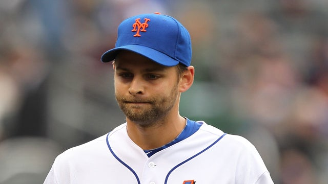 Mets Reliever Taylor Buchholz, On DL For Depression, Says He Felt Bad Crying To Another Man