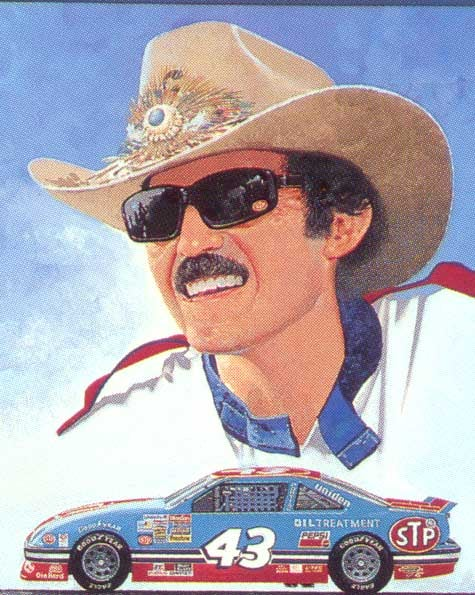 Comments of the Day: Richard Petty Overdrive