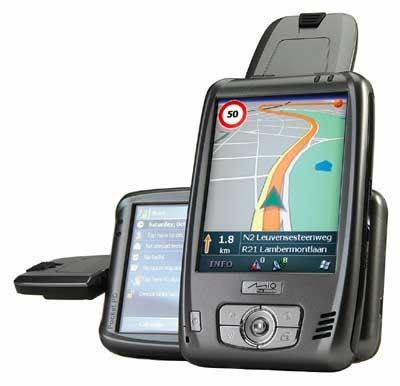 Mio A201 GPS and PDA in One
