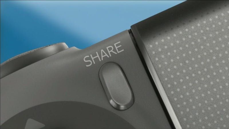 Detailed Specs On The PS4's New Controller And Camera