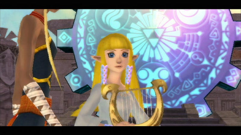 The Legend of Zelda: Skyward Sword Pierces Game Critics' Hearts