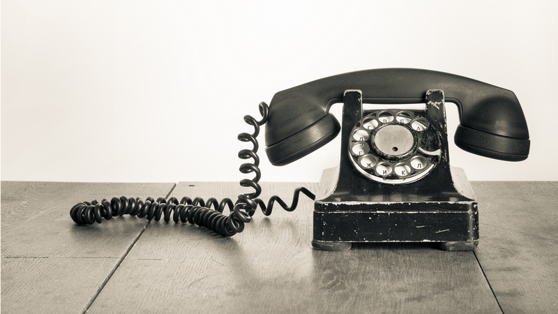 Why Your Cell Phone Doesn't Have a Dial Tone