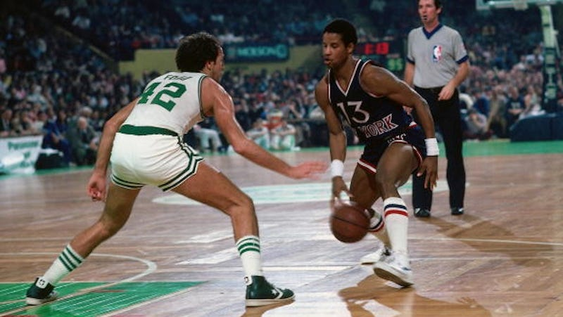 Coked-Up Knicks Players Fixed Games for their Dealer in the '80s