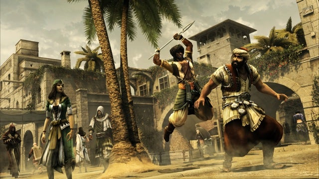 Experience New Levels of Multiplayer Manhunting in Assassin's Creed Revelations