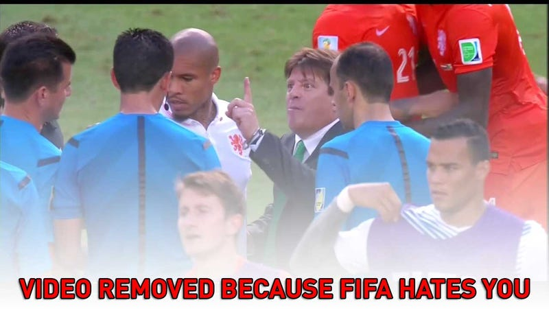 Portugal's Pepe Gets Red Card For This Ridiculously Stupid Headbutt