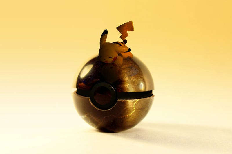 These Real PokéBalls Will Set Your Hands On Fire