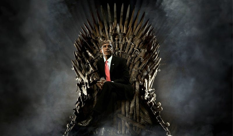 Obama Is Already Binge-Watching the New Season of Game of Thrones