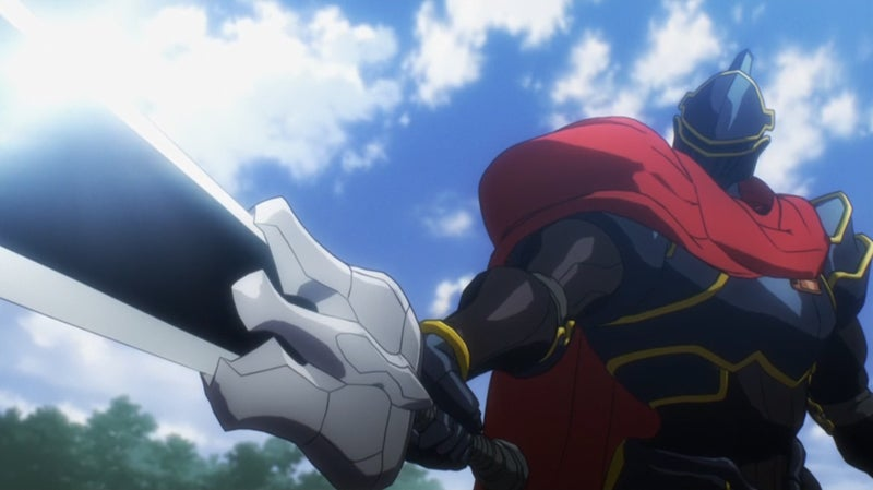 Overlord is a Magnificent Power Fantasy