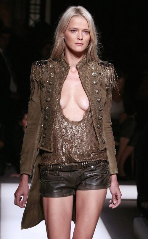 Balmain: For The Mad Max Rock & Roll Warrior Princess In You