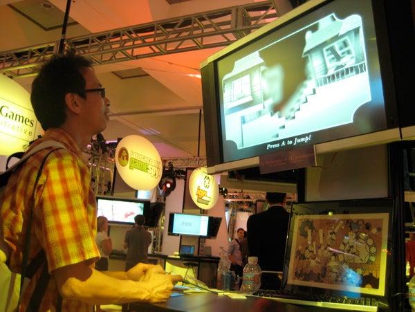 Indiecade 2008: Winterbottom! Gravitation! And More!
