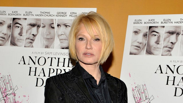 Ellen Barkin Gets Into An Expletive-Laden Fight With The NYPD
