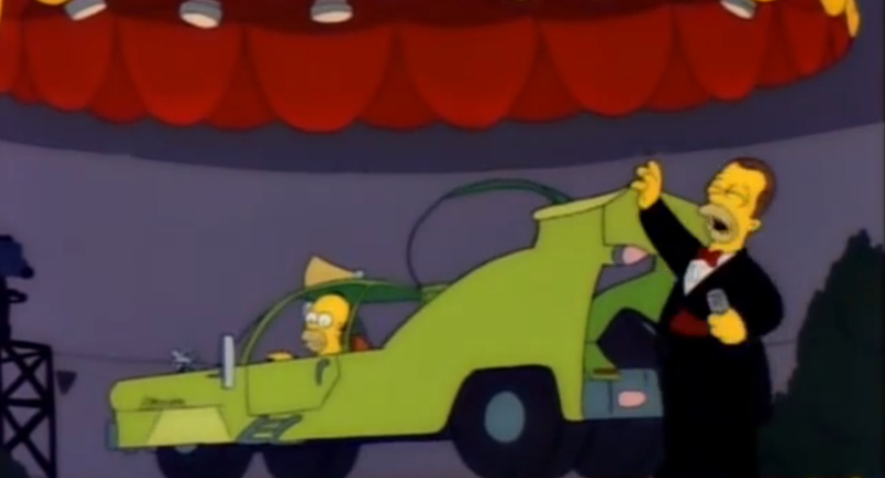 What The Simpsons' Herb Powell Taught Us About The US Auto Industry