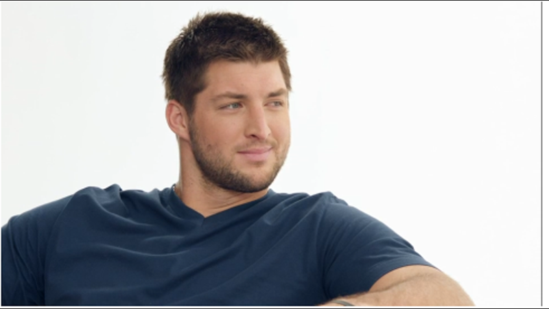 Hard-Working Religious White Person Tim Tebow Adds 'Acting' to His Resume