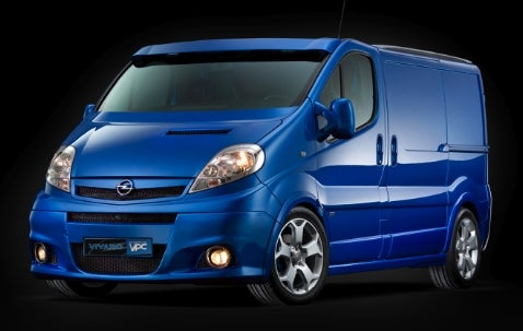 Flying Dutch Van: Opel Vivaro Performance Box