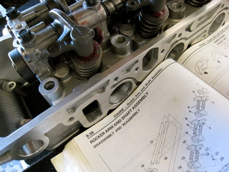 Finding Repair and Service Manuals