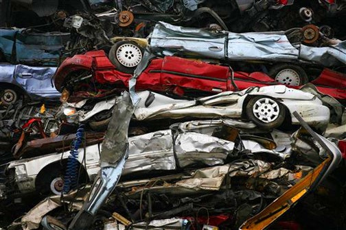 Cash For Clunkers Rolls Over $1 Billion