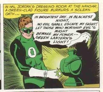 Green Lantern: First Flight Screening Was Site Of Record Breaking Oath