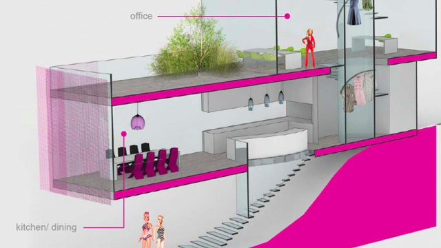 It's OK to Admit You Want to Live in Architect Barbie's Mansion