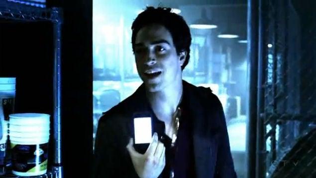 iPhone's Cheesy CSI Cameo Requires Serious Suspension of Disbelief